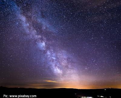 Memotret Milky Way & Star Trail Pakai Smartphone