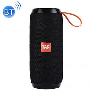 speaker bluetooth stereo t&g 106 tg106