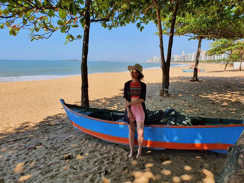 Praia de Itapoã, Ilhas Itatiaia e Pituã - Vila Velha