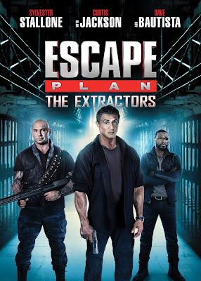 Escape Plan 3: The Extractors [2019] [DVD] [R1] [NTSC] [Subtitulada]