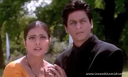 film india shahrukh khan & kajol kabhie kushi kabhie gham