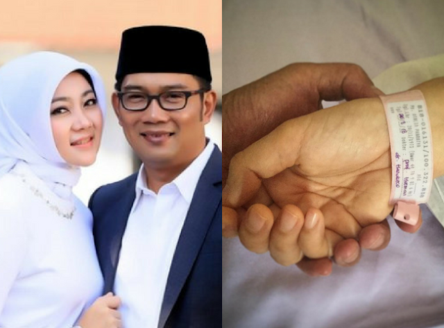 Istri Akan Menjalani Operasi Bedah, Kang Emil Meminta Hal Ini Pada Masyarakat