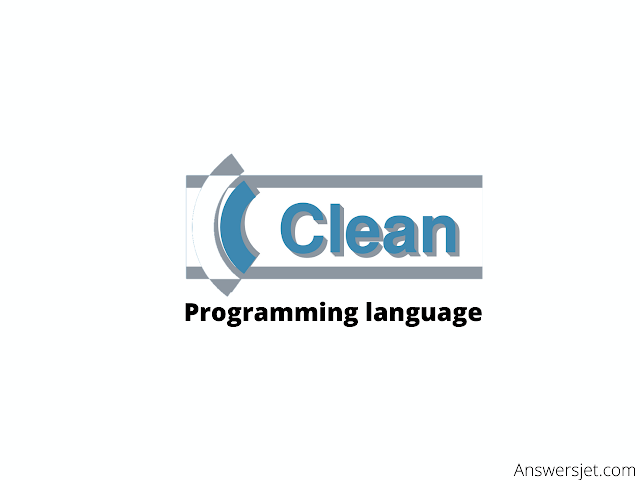 Clean Programming Language: history, features and applications