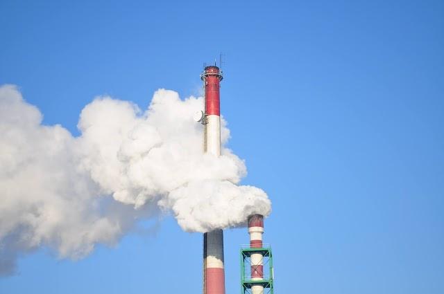 Bagaimana karbon dioksida meningkatkan suhu Bumi?