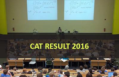 cat result 2016 statistics