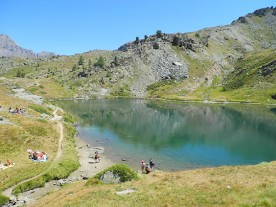 Gite e itinerari di 2 giorni in valle Aosta: Lago di Loie