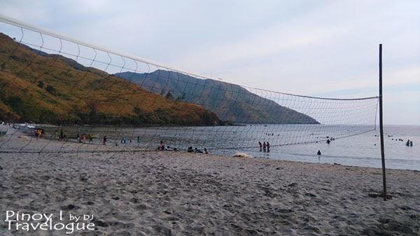 Nagsasa Cove beach and landscapes