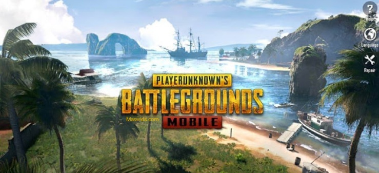 tampilan baru royale pass season 8 pubg mobile