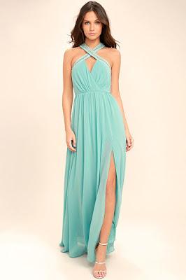 vestidos formales con medias