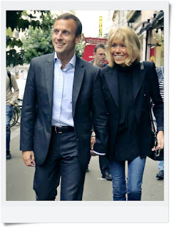Brigitte Emmanuel Macron Love Compatibility Horoscope