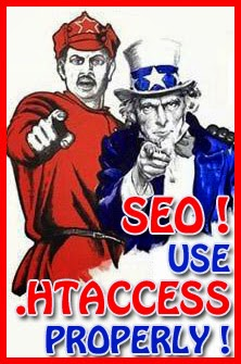 htaccess tutorial for seo