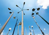 Pole Mounted Lighting Fixtures