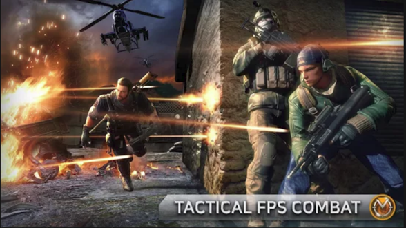لعبة Combat Squad للأندرويد