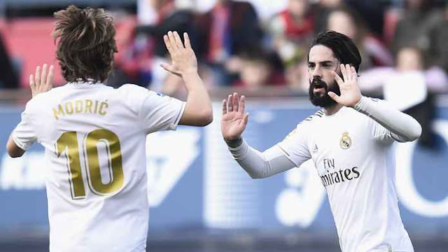this-is-zidanes-order-for-isco-after-scoring-against-Osasuna