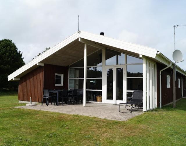 Dänemark Ferienhaus Westerland