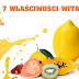 7 właściwości witaminy C