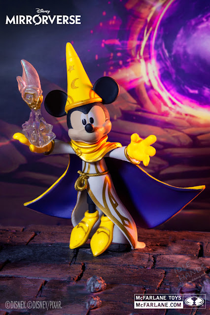 McFarlane Disney Mirrorverse Guardians 5 inch Action Figures