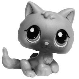 LPS Kitten Cat V1 Pets