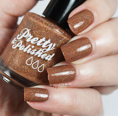 Pretty & Polished Long Island Iced Tea by Bedlam Beauty
