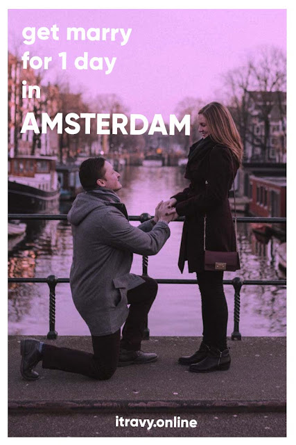 Marry an Amsterdammer