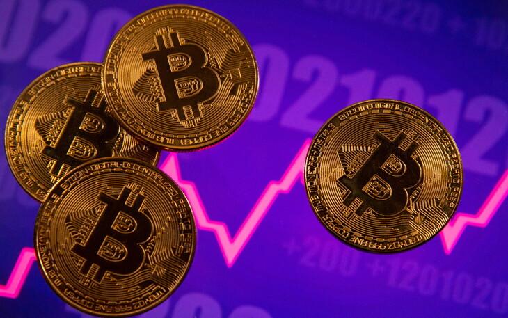미국 증권거래위원회가 미국 첫 비트코인 상장지수펀드(ETF) 승인 여부를 6월로 한달 미뤘다. 로이터 연합뉴스