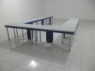 Desain Meja Rapat Modular + Furniture Semarang