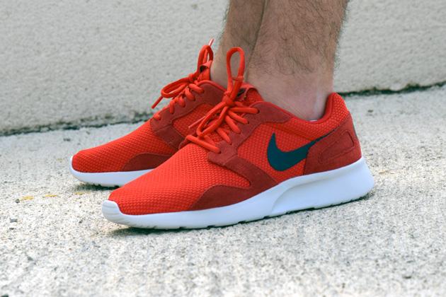 huge discount 1e93a 9d52f Nike Kaishi RedWhite