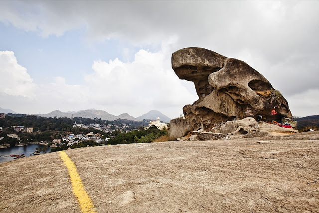 Toad Rock Mount Abu