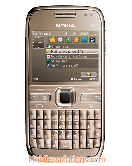 Nokia E72 (RM-530) Latest Flash files free download | Frezzy's