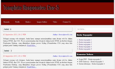 Template Website Css-5