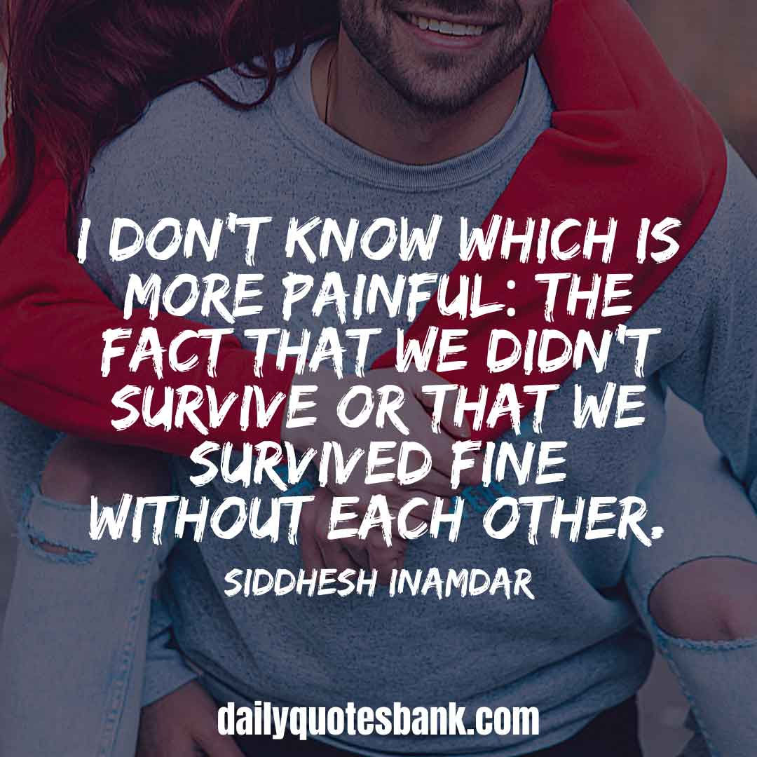Long Distance Quotes On Relationship, Love, Family, Friendship, Marriage