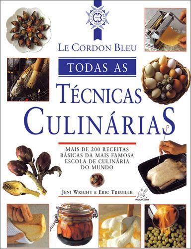 Alquimia da cozinha especial livros de gastronomia for Tecnicas culinarias de la cocina francesa