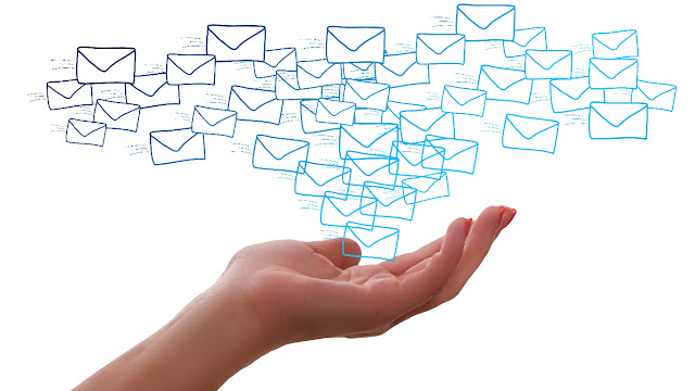 ilustrasi spam email