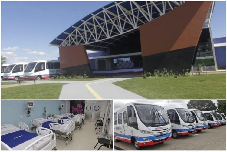 Policlínica Regional de Saúde inaugurada em Brumado atenderá 16 municípios
