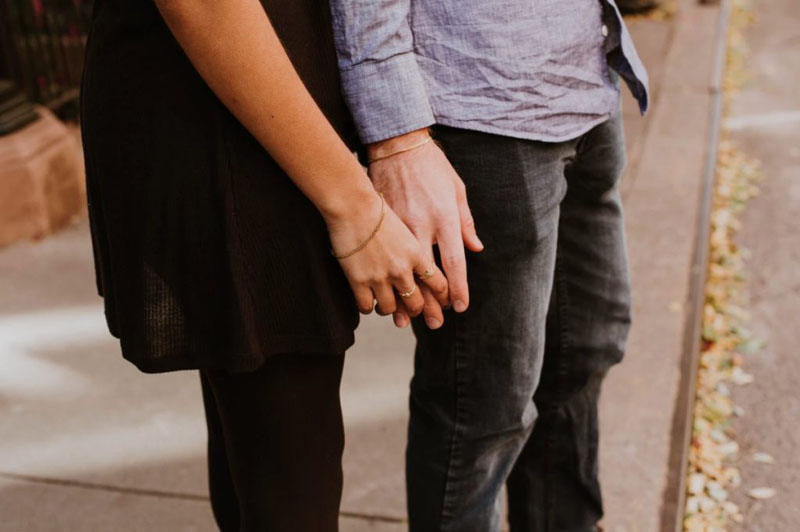 What you need in order to feel secure in a relationship