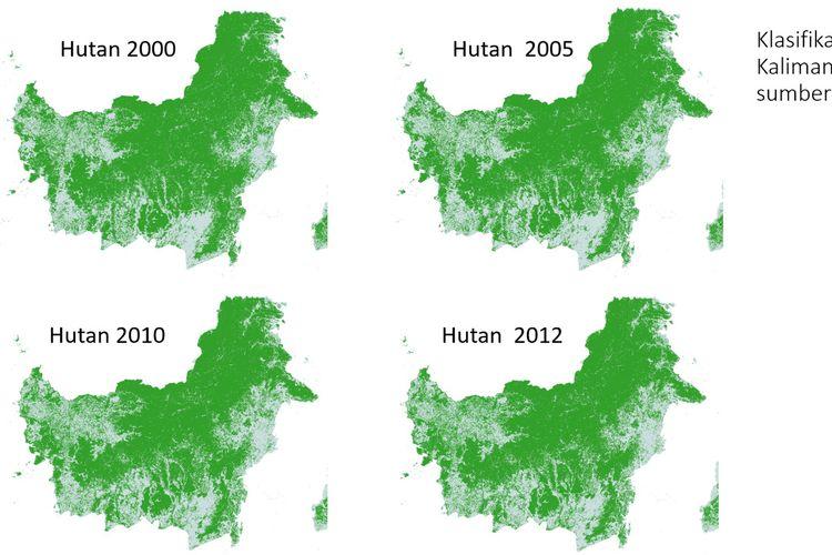 KLHK Rilis Data Izin Pinjam Pakai Hutan, Paling Banyak Dikeluarkan di Era...