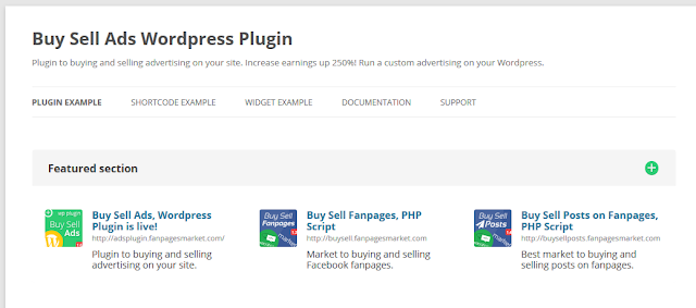 Buy Sell Ads 2.7.1 Wp Plugin Free Download