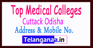 Top Medical Colleges in Cuttack Odisha