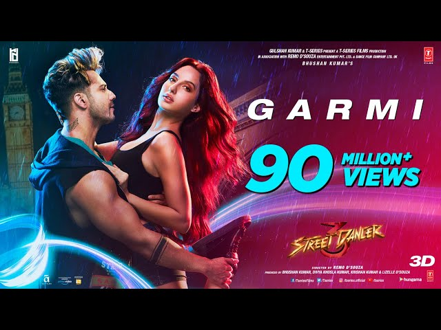 Garmi Lyrics - Street Dancer 3D - Badshah