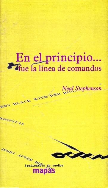 En el principio… fue la línea de comandos – Neal Stephenson