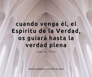 Evangelio del día Domingo 16 de Junio - Lecturas y Salmo de Hoy