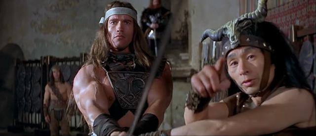 Kiyoshi Yamazaki en Conan el bárbaro
