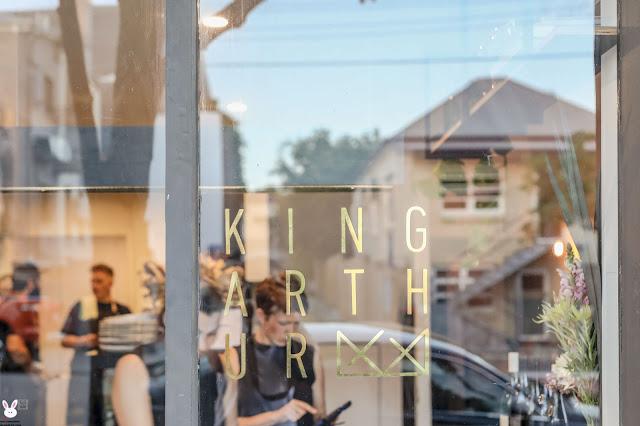 King Arthur Cafe; New Farm;