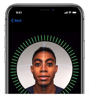 Cara Reset Face ID Pada iPhone X supaya dapat Mengatur Ulang ID Wajah Pada iPhone X