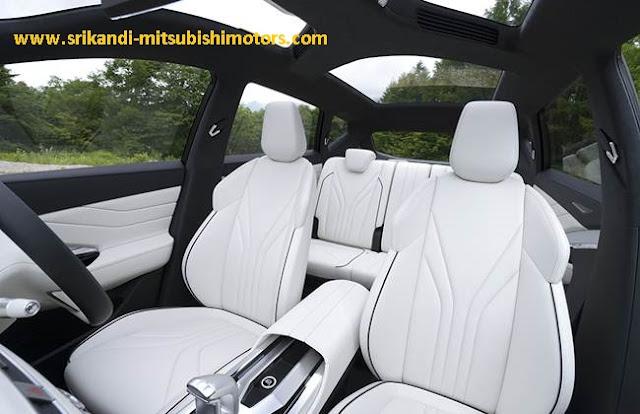 kabin interior mitsubishi xm concept 2017