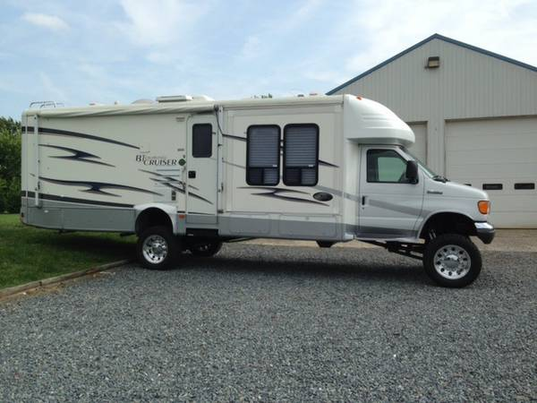 Sofa Sleeper For Camper Table Offer Up Used Rvs Custom 4wd Gulfstream Motorhome Sale ...