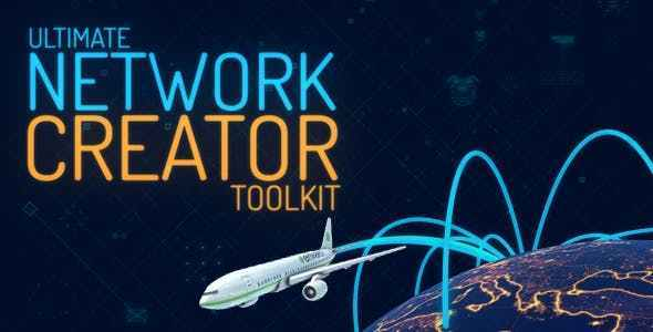 Videohive Ultimate Network Creator Toolkit 15505975