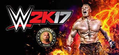 تحميل لعبة المصارعة WWE 2K17 كاملة للكمبيوتر