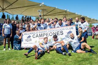 RUGBY - El VRAC es ocho veces supercampeón de España