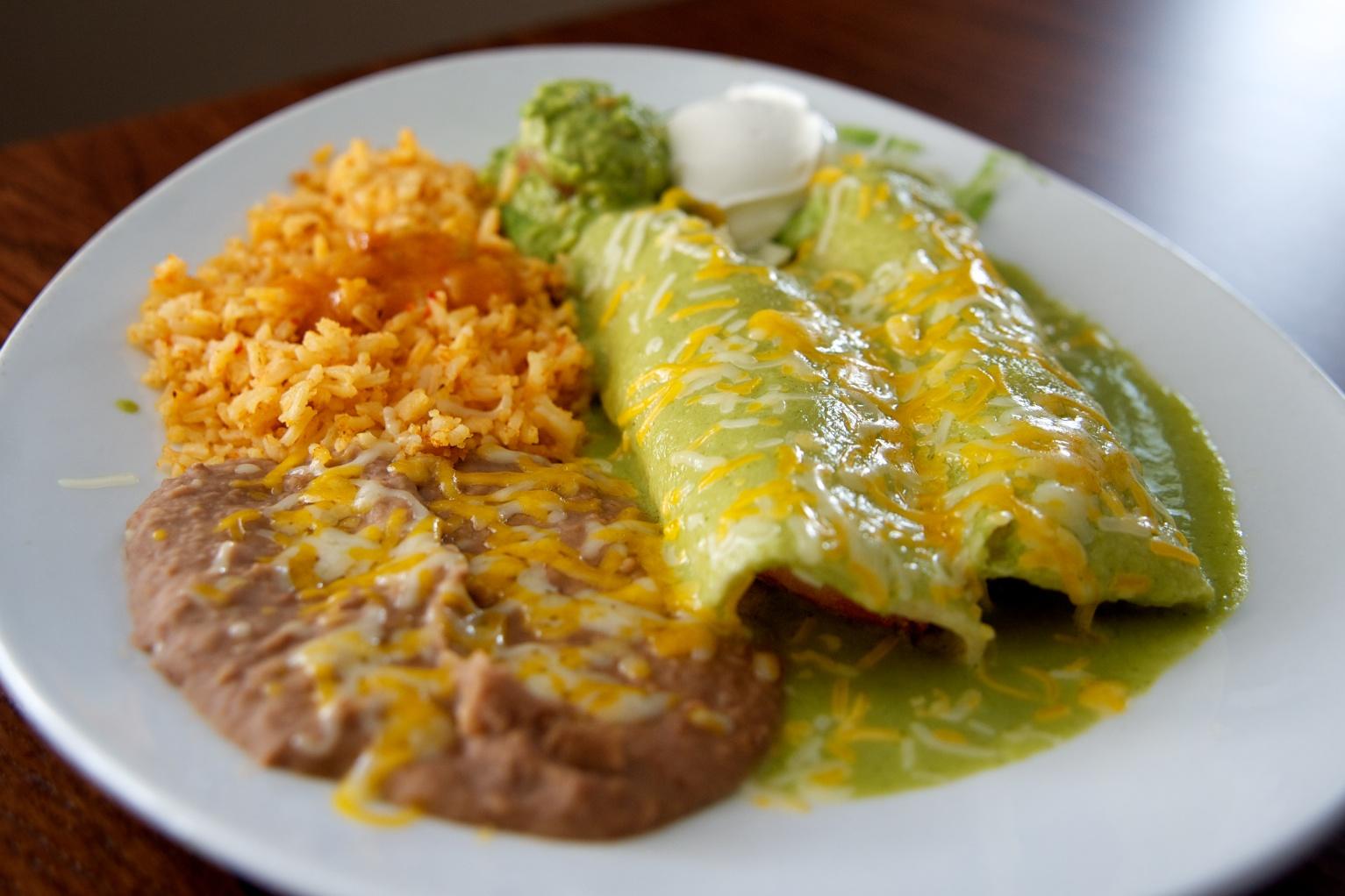 Enchiladas Mexican Food Restaurant